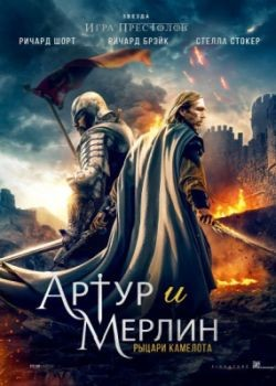 Артур и Мерлин: Рыцари Камелота / Arthur & Merlin: Knights of Camelot (2020) HDRip / BDRip (720p, 1080p)