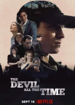 Дьявол всегда здесь / The Devil All the Time (2020) WEB-DLRip / WEB-DL (1080p)
