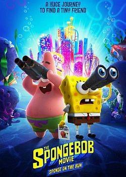 Губка Боб в бегах / The SpongeBob Movie: Sponge on the Run (2020) WEB-DLRip / WEB-DL (720p, 1080p)