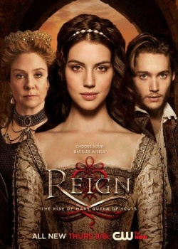Царство / Reign - 2 сезон (2014) WEB-DLRip / WEB-DL 720p